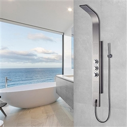 Thermostatic Shower Panels