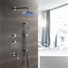 Water Powered LED Shower Light