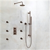 Lunen Bath Shower System