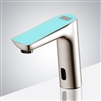 Digital Display Bathroom Sensor Faucet Automatic Touchless Faucet