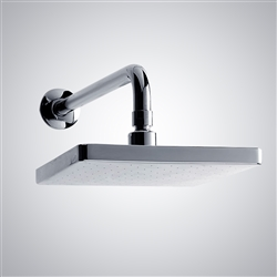 Hand Polished Wall/Cieling Mount Shower Head