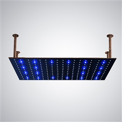 BathSelect ORB shower head multicolor led Fontana-Led-Shower-Head