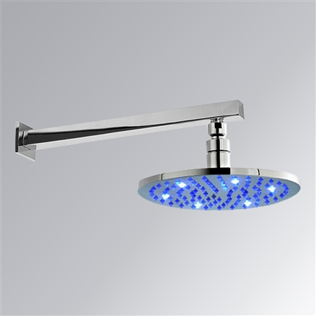 oil rubbed bronze led rain shower head. 10 inch shower head with multicolor led Wide Selections on Fontana Oil Rubbed Bronze LED Color Changing