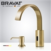 BG Bathroom sensor motion faucets Bravat
