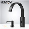 DORB Bathroom sensor motion faucets Bravat