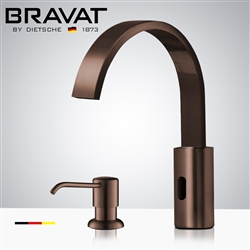 LORB Bathroom sensor motion faucets Bravat