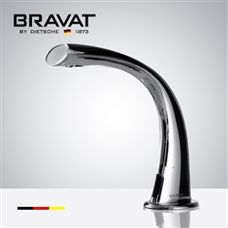 Bravat Commercial Automatic Electrical Sensor Faucet