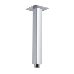 10-Inch Ceiling Mount Shower Arm with 1/2-Inch NPT Thread - see available finishes