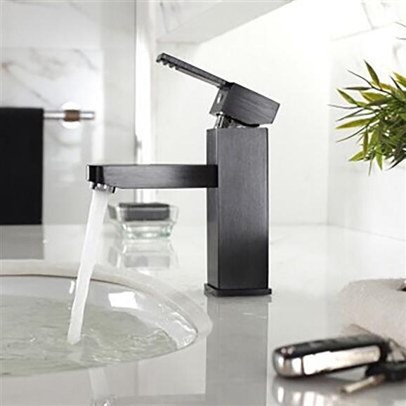 Buy Black Bathroom Faucet Sink Mixer Online. Bathselect Accessories