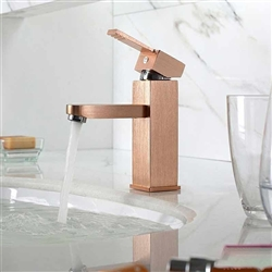 Special Gold Sink Faucet Mixer