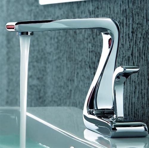 Cross Handle Faucet Bath Faucet Water Crane Tap Bath Faucet Chrome