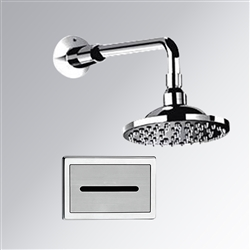 Fontana Sensor Controlled Shower Head in Chrome Finish