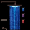 Tangier Oil Rubbed Bronze LED Shower Set