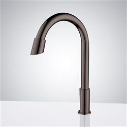 automatic commercial hands free faucets