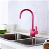 Red Aluminum Kitchen Faucet Kitchen Tap Kitchen Mixer Sinke Faucet Sink Tap