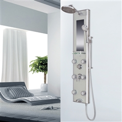 6-Jet Shower System in Chrome
