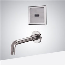 Fontana Sensor Controlled Faucet in Brushed Nickel Finish