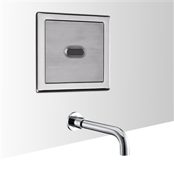 Fontana Sensor Controlled Faucet in Chrome Finish