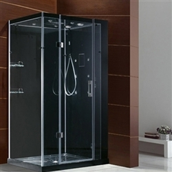Hydromassage Steam Shower