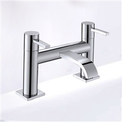 bath touchless sensor faucet