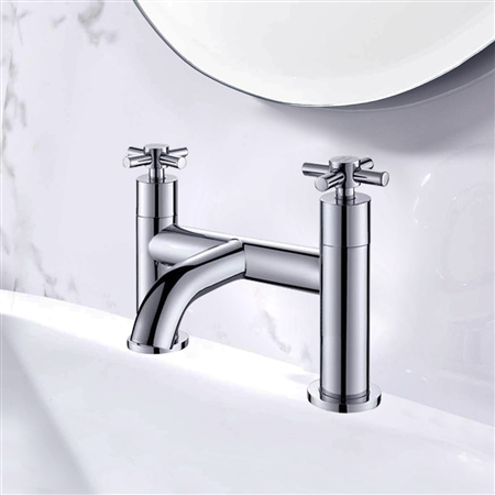 Widespread Bathroom Series D Faucet