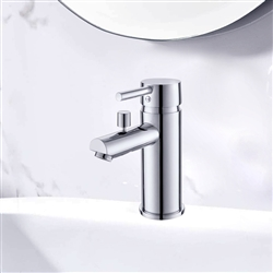 Single Handle Bathroom Faucet