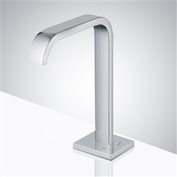 Commercial hands free touchless sensor faucets