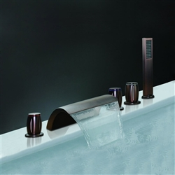 Widespread Bathtub Mixer