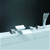 Chrome Bathtub Mixer Y-8015-F1