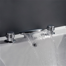 Waterfall Bathtub Mixer Faucet