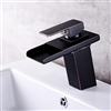 Classical Style Oil Rubbed Bronze Basin Faucet Single Lever Mixer Tap