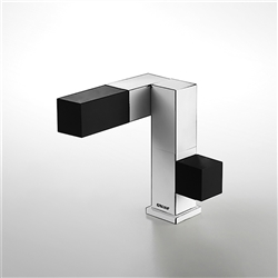 Bravat Contemporary single lever sink mixer humanized design