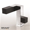 Bravat Contemporary Design Brass Single Handle Faucet