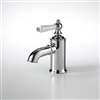 Bavaria Solid Brass Polished Chrome Deck Mounted Faucet
