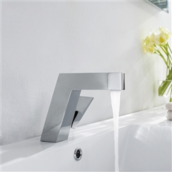 Bravat Chrome Polished Finish Bathroom Basin Mixer Tap