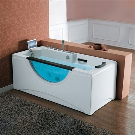 whirlpool massage jets bathtub