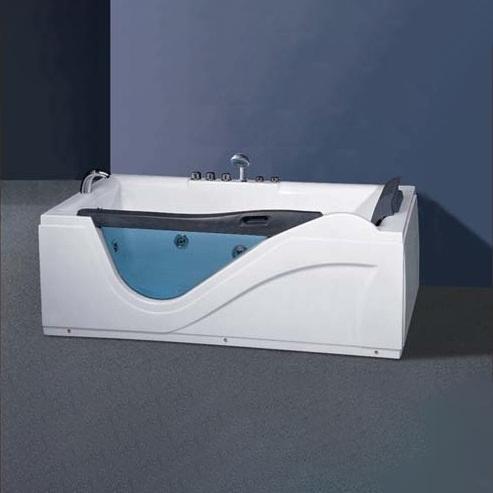 hydrotherapy massage whirlpool bathtub