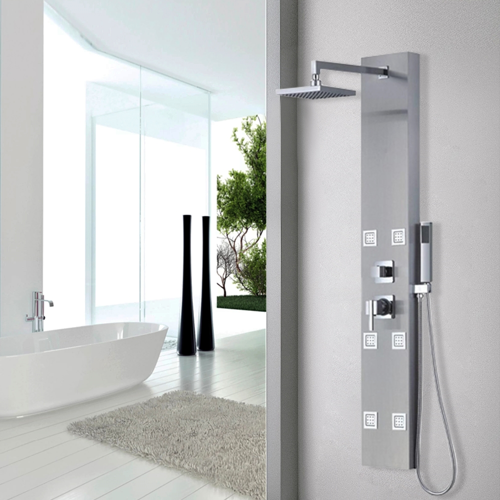 Ermanno shower panel systems