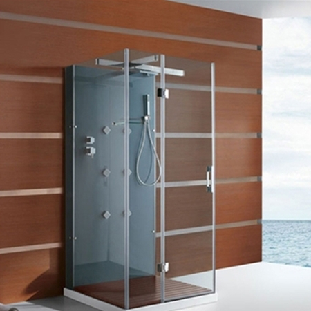 Contamporary Bath Shower