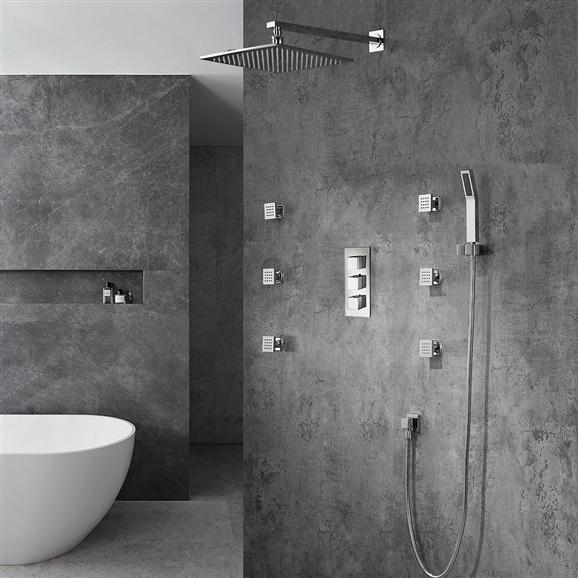 Body Massage Shower Sale The Velar Bathroom Shower Set N45 Online Bathselect Accessories