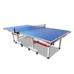 Double Fish Indoor Preference 25 Table Tennis Ping Pong Table with Free Accessories Package