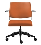 Allseating Tuck Upholstered Collaborative Chair