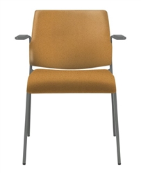 Allseating Tuck Fully Upholstered 4-Leg