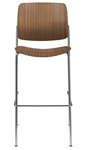 Allseating Astute Bar Stool Wood