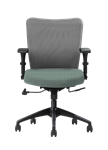 Allseating Inertia Mesh Mid-Back Task Chair