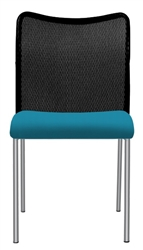 Allseating Fluid Side Chair without Arms