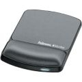 Fellowes Mouse Pad / Wrist Rest with Microban® Protection
