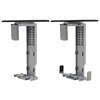 Workrite Ergonomics Locking Track Mount 920 CPU Holder