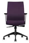 Allseating Zip Upholstered Conference Chair