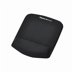 "Fellowes PlushTouchâ""¢ Mouse Pad/Wrist Rest"